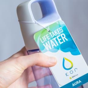 New In: KOR waterbottle