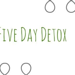 Five Day Detox –Review