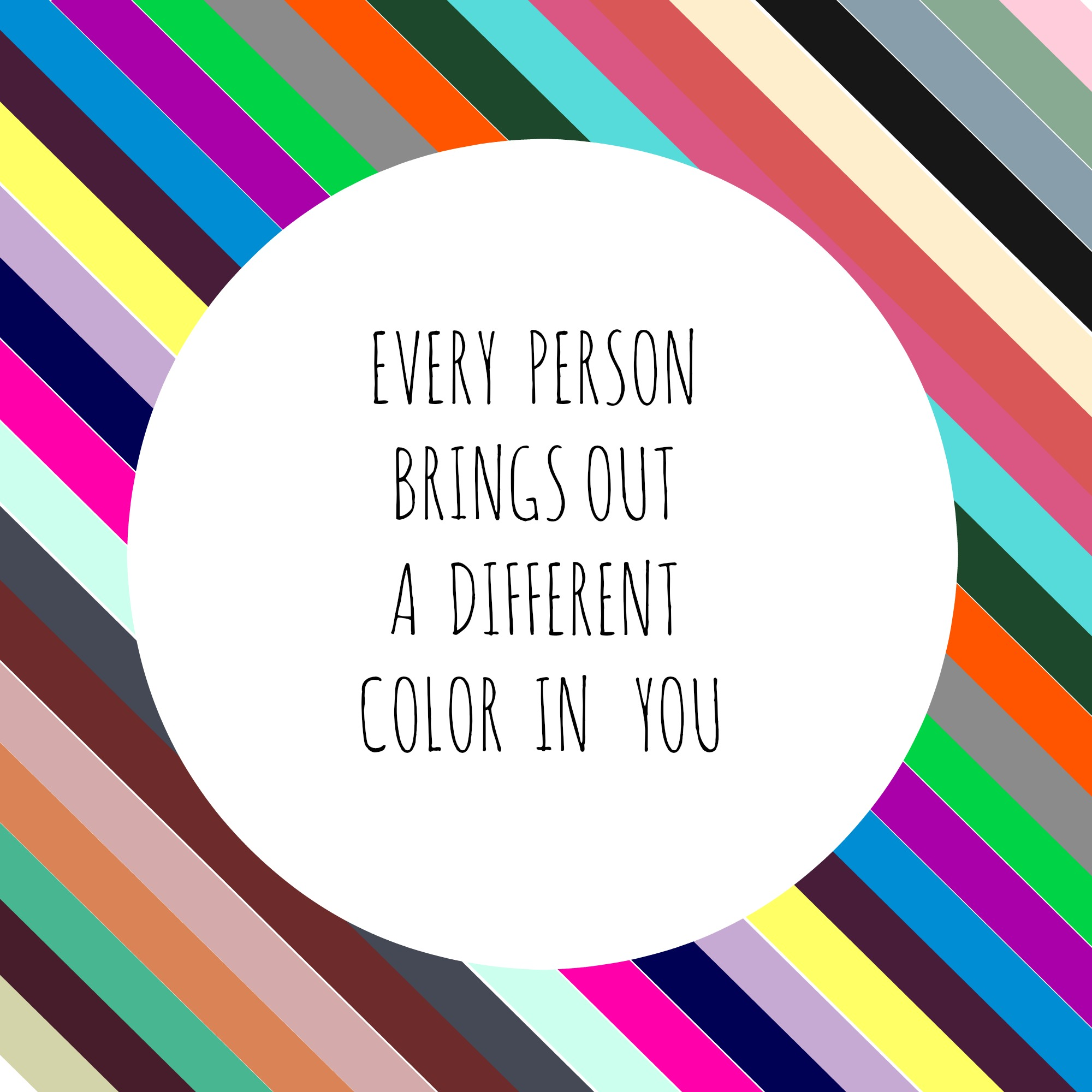 Quote Of The Week The Colors Of Life So This Is What
