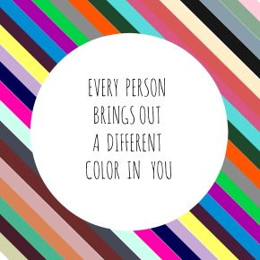 Quote Of The Week – The Colors Of Life