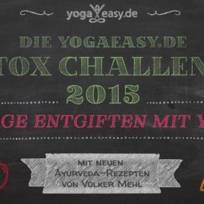 YogaEasy Detox Challenge