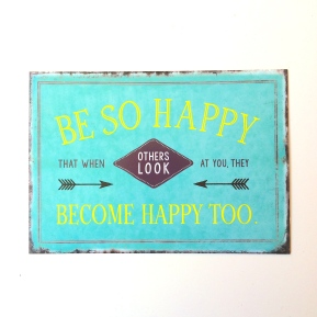 Quote Of The Week – Be HAPPY